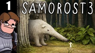 Let's Play Samorost 3 Part 1 - Adventure Time!