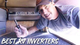 Best Inverter For An RVInverter Installation Options!