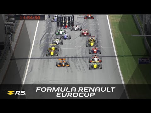 2018 Formula Renault Eurocup - Red Bull Ring - Race 1 Highlights