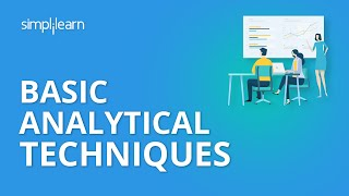 Basic Analytical Techniques   Data Science With R Tutorial