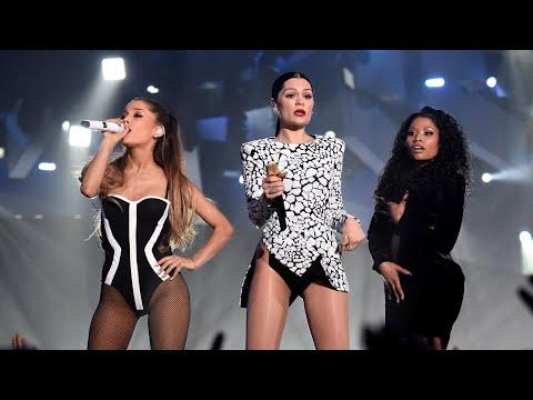 Jessie J, Ariana Grande, Nicki Minaj (Live MTV VMAS 2014)