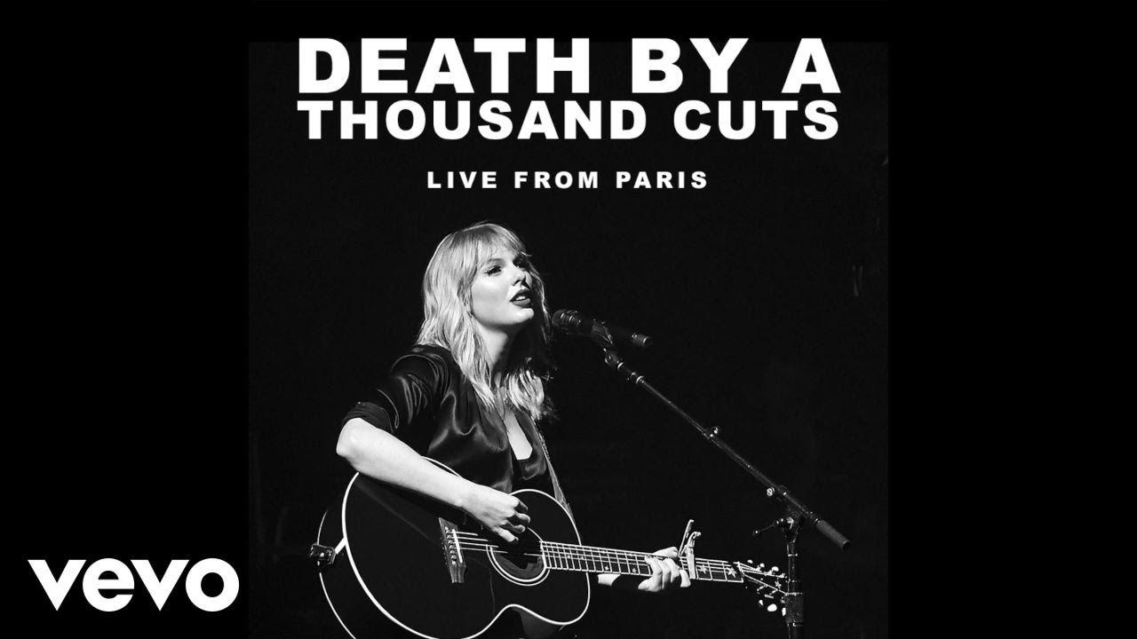 Death By A Thousand Cuts Lyrics