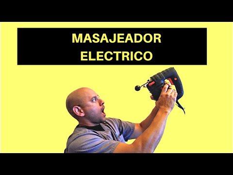 Masajeador Electrico Para Dolores Musculares