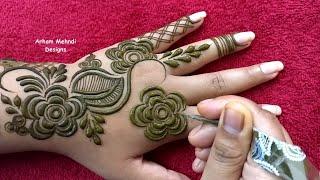 Eid Special Mehndi Designs 2019 Arabic Eid Mehndi Designs