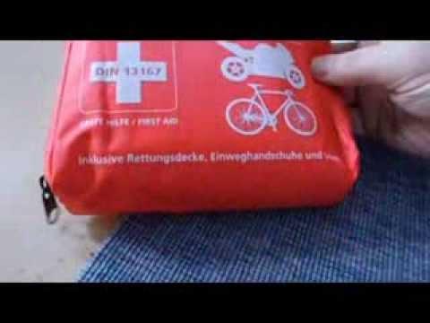 2   Rad verbandtasche