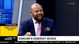 Eskom's Energy Woes
