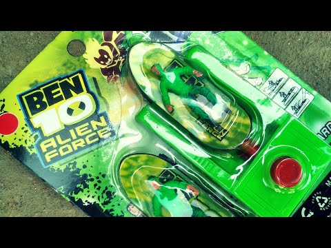 Ben 10 Alien Force Skateboard Toy for Kids
