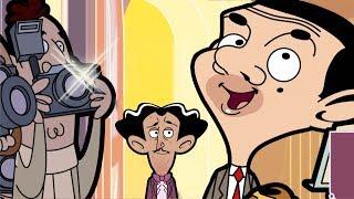Famous Bean (Mr Bean Season 3)   NEW Funny Clips   Mr Bean Official