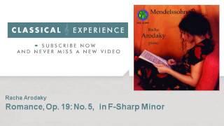 Félix Mendelssohn : Romance - ClassicalExperience
