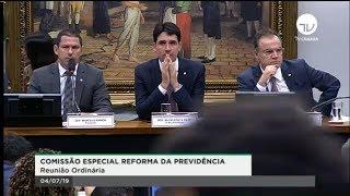Previdência Social - Comissão Especial da Reforma da Previdência - Aprovado texto básico da reforma - None