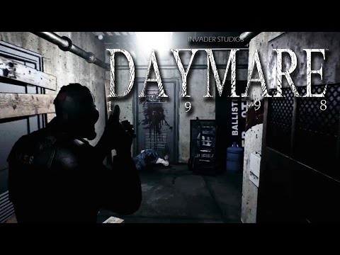 Daymare: 1998 – Official First Gameplay Demo thumbnail