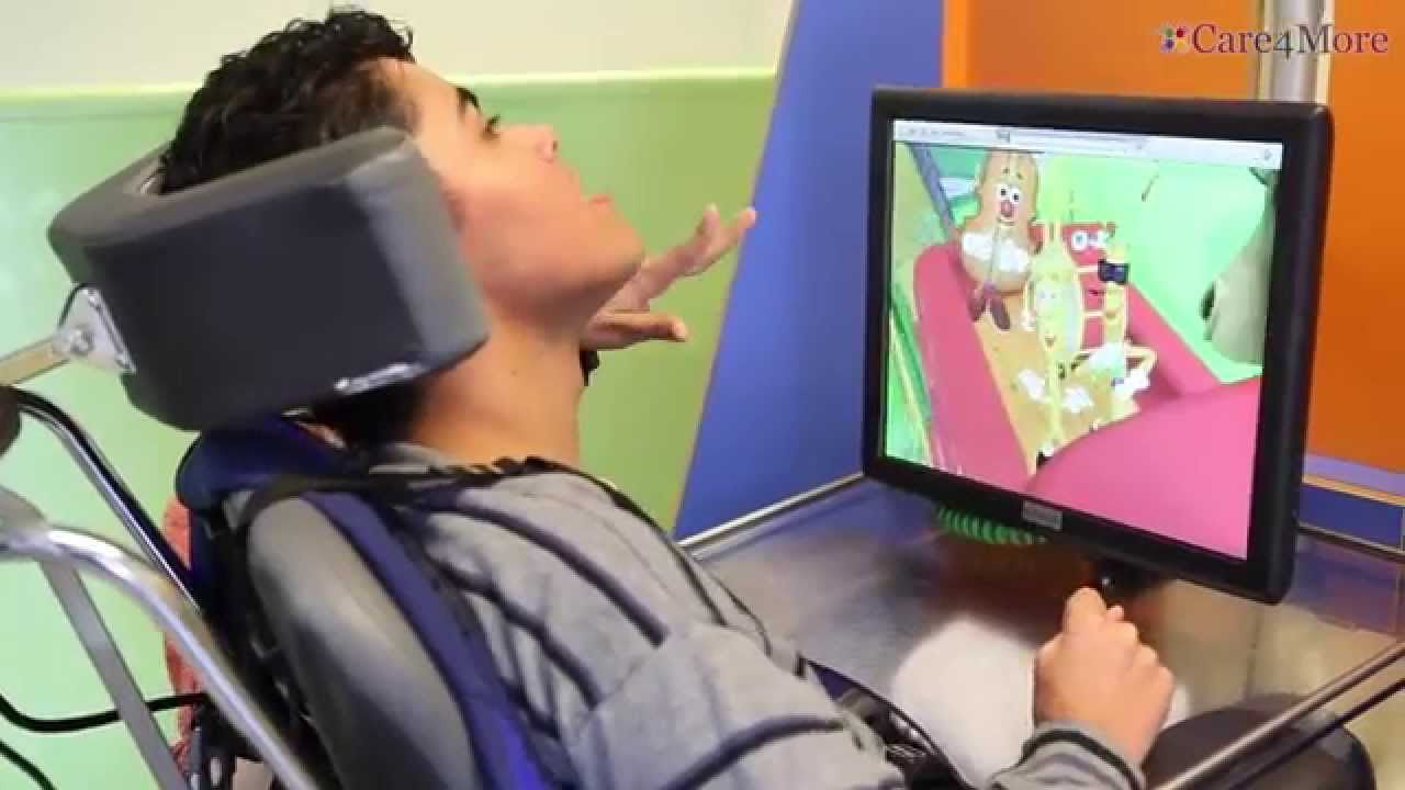 Video: 2-Touch Professional   computer voor verstandelijke en ernstig meervoudige beperking