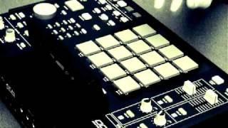 Video MPC live beat