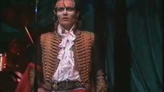 Navel To Neck (Adam Ant cover for Theme Music)