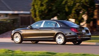 Mercedes-Maybach S 600 2015 by Pavel Karin (English Subs)