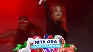Rita Ora   'Lonely Together' (live At Capital's Summertime Ball 2018)