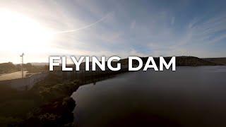 Flying dam - B-Shop fpv [DRS]