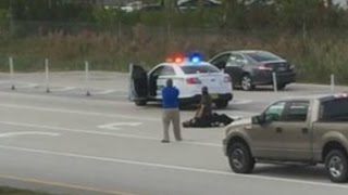 Concealed Carrier Saves Cop From Attacker - Video Youtube