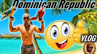Dominican Republic Punta Cana At The Breathless Resort Part One