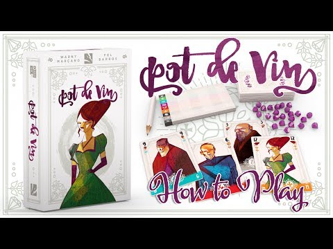 Pot de Vin – How to play