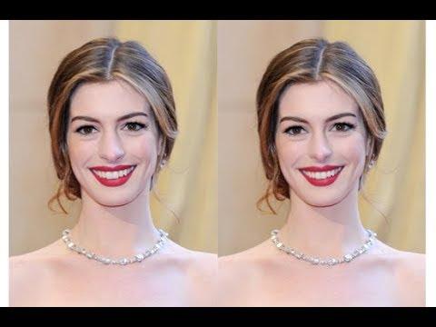 Photoshop: Rimpiccioliamo il naso, bocca e orecchie - Tutorial 224 Italiano