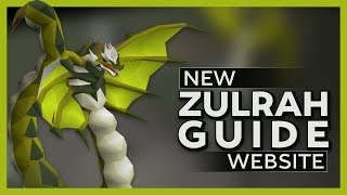 *New* Zulrah Guide Website   OSRS PvM Guide