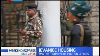 Jeeva quarters welfare group petition county government of Nairobi  to stop looming forced eviction