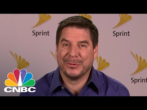 Sprint CEO On Competition   Squawk Box   CNBC