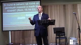 Ambicia e Ungjillit Romakëve Romakeve 15:14-33 Pjesa 4