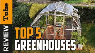 ✅Greenhouse: Best Greenhouse (Buying Guide)