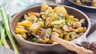 Как приготовить рагу из катофеля с мясом
