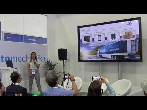 Suzanna Perrier Regional Sales Leader, EMEA – WABCO