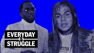 Everyday Struggle - Diddy Crops Out French & Fab, Can Tekashi 69 Last In Music Industry?