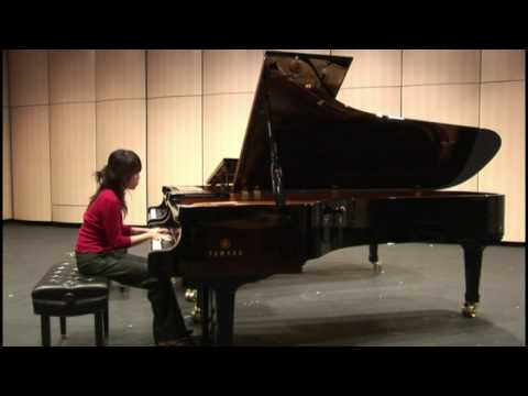 Me winning the Gold Medal in 2008 USOMC Piano Competition. I was playing Impromptu OP.142 No.3 by Franz Schubert.