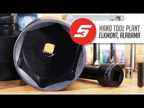 Elkmont, Alabama Plant | Pride In Manufacturing | Snap-on Tools
