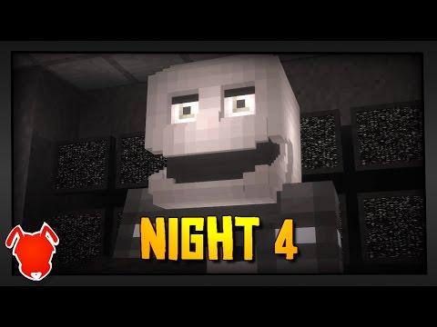 MINE Nights At Freddy's Fun Park | NIGHT 4 | FNAF Minecraft Roleplay