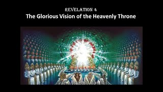 Ps Danny Pang – The Glorious Vision of The Heavenly Throne