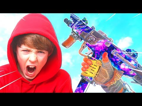 he BROKE Black Ops 4... (COD BO4)