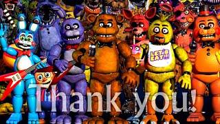 all animatronics singing fnaf song - 免费在线视频最佳电影