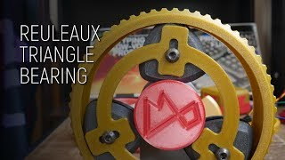 Reuleaux Triangle Bearing - Working