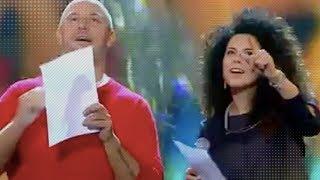 Потап и Настя спели свой новогодний хит вместе с фанатами - ОТСОСНЫ не все могут выговорить