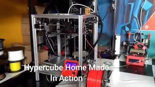 IMA-BOX - Hypercube-clone 3D Printer coreXY core-XY