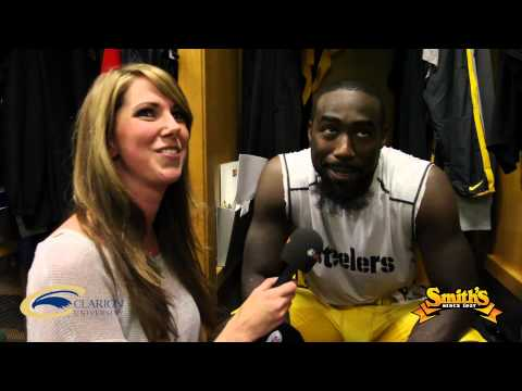 Ask the Steelers with Tall Cathy - Chris Rainey