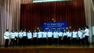 Saint Jude's English Choir Group Northpoint HK
