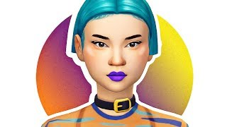 Download VENESSA JEONG 'MAKEOVER' ⭐ || THE SIMS 4 TOWNIE