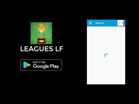 Leagues LF - League Manager of any type (Football, basketball, games...)