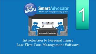SmartAdvocate video