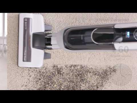Bosch Bodenstaubsauger Athlet 'Lithium-Ionen Akku'
