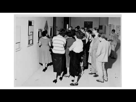 #seminarioarteemtempo década de 50