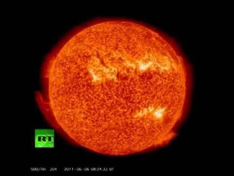 solar flares today nasa warning - photo #10